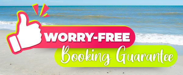 Worry-Free Booking Guarantee
