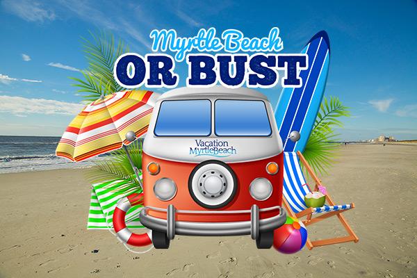 Myrtle Beach or Bust!