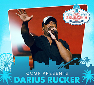 Darius Rucker, Carolina Country Music Fest Myrtle Beach, SC
