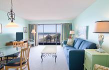 Suite King Living Room